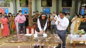 Principal's Birthday Celebration