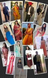 Online Entertainment Fashionable Rampwalk competition – First Year