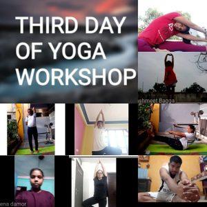 Yoga Day – 3