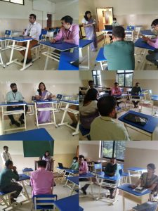 Intra department FEF conducted by Management Department