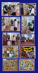 On the occasion of World Photography Day, a Photo Wall Exhibition was put by the SPIPS Photography Club